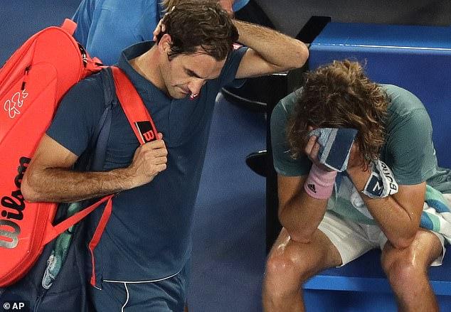 Roger Federer nói gì khi liên tục rớt hạng?