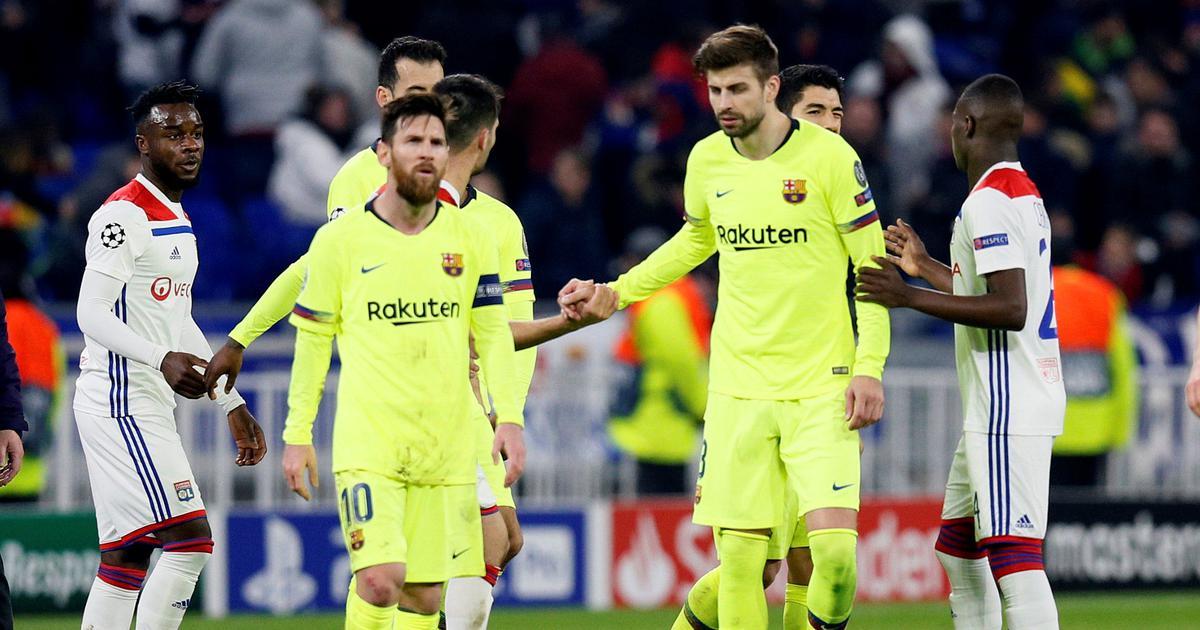 Sau 14 năm Messi và Ronaldo sẽ cùng vắng mặt ở tứ kết C1/Champions League?