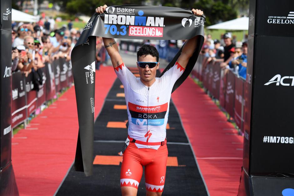 ĐKVĐ Ironman 70.3 Vietnam chạy đà cho Đà Nẵng với chức vô địch ở Úc