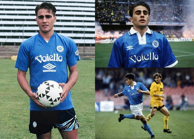Fabio Cannavaro: Từ đứa trẻ đường phố ở Naples đến ông vua của Berlin (phần 1)