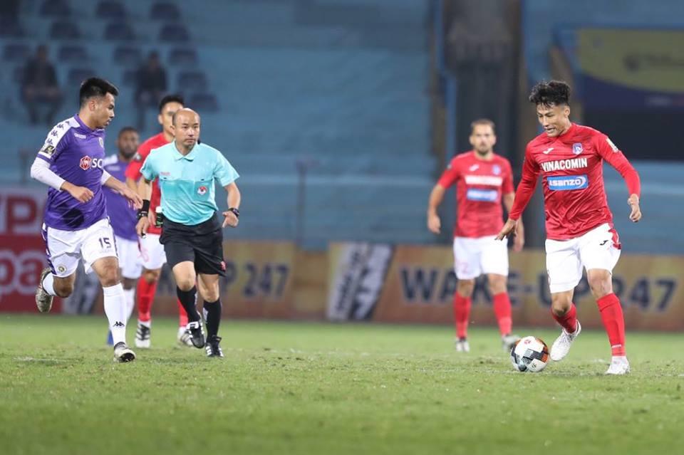 Kết quả Hà Nội FC vs Quảng Ninh (5-0): Hà Nội FC quá mạnh