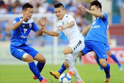Xem trực tiếp trận thư hùng giữa Hà Nội FC – Than Quảng Ninh trên kênh nào?
