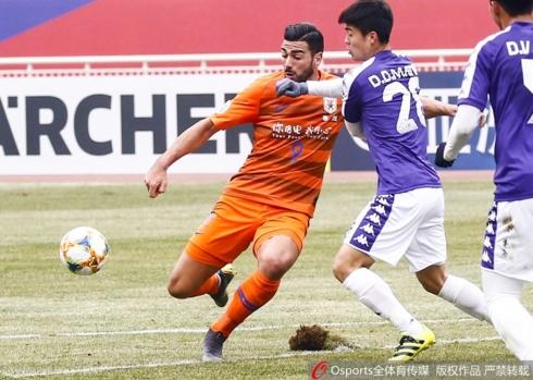 Những đối thủ nào có thể cản bước Hà Nội FC tại vòng bảng AFC Cup?