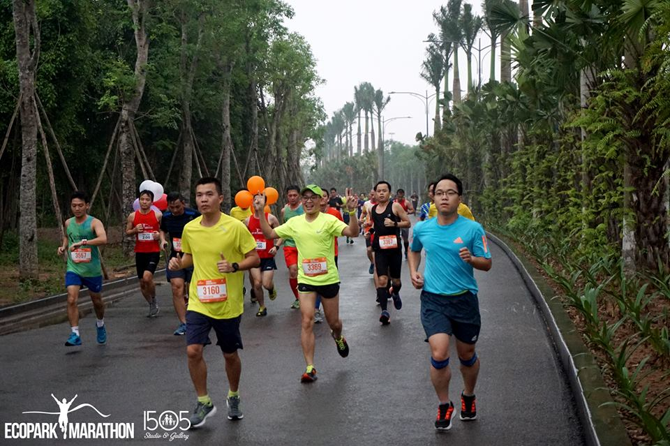 Ăn gì trước khi chạy một cuộc đua marathon?