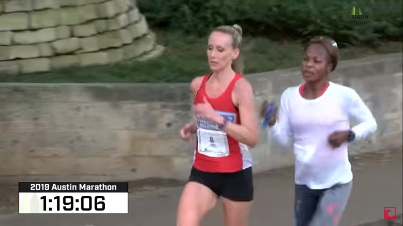 Nữ VĐV từng chịu án doping chạy marathon giấu bib còn Lance Armstrong thì... vô tư