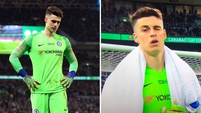 Chelsea đưa ra quyết định về vụ thủ môn Kepa chống đối HLV Sarri