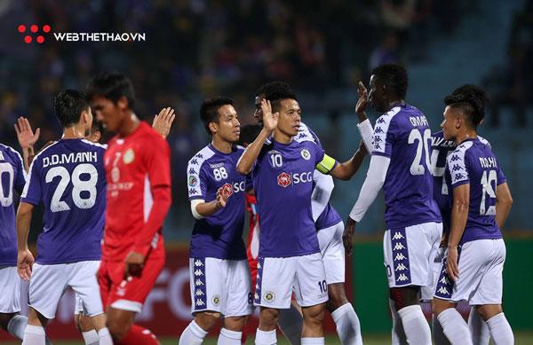 HLV Naga World tin 100% Hà Nội FC sẽ vượt qua vòng bảng AFC Cup 2019