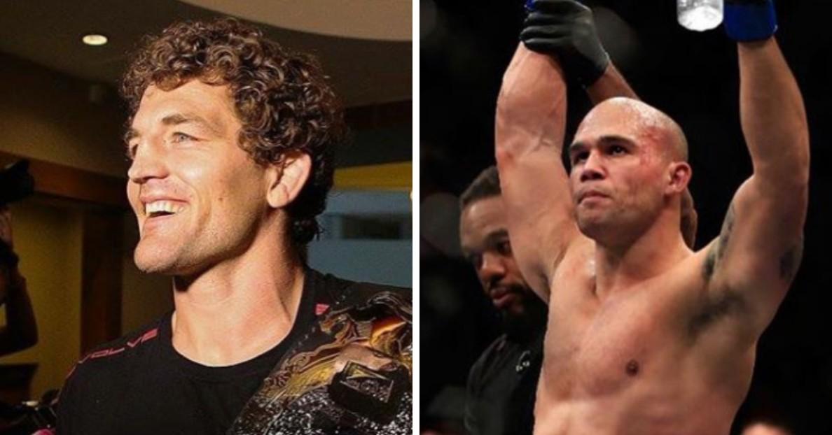 Ben Askren bật chế độ nghiêm túc cho UFC 235