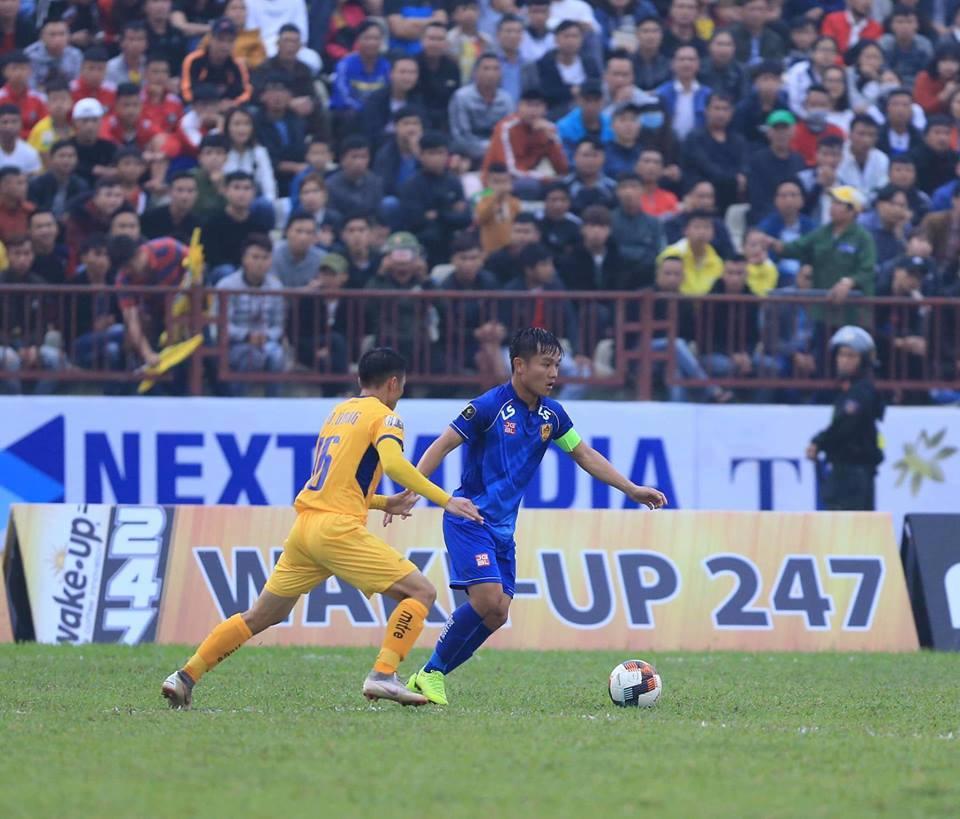 Tuyển thủ Việt Nam tỏa sáng, SLNA ca khúc khải hoàn trong ngày ra quân tại V.League 2019