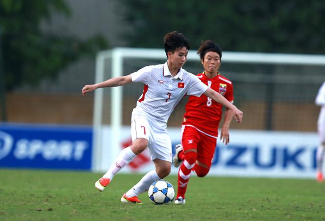 Chân dung Nguyễn Thị Tuyết Dung: Niềm tự hào của bóng đá nữ Việt Nam