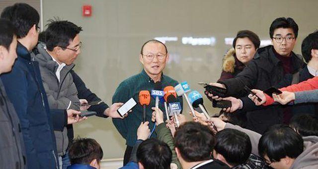 HLV Park Hang Seo tiết lộ tên giải đấu ông muốn giành chức vô địch trong năm 2019
