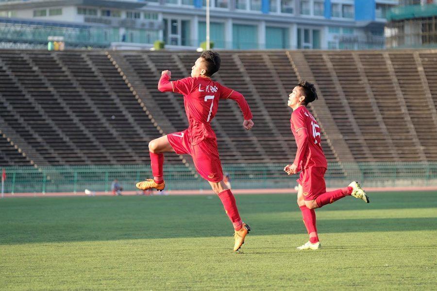 Đâu là đối thủ đáng gờm nhất mà U22 Việt Nam có thể đụng độ ở bán kết
