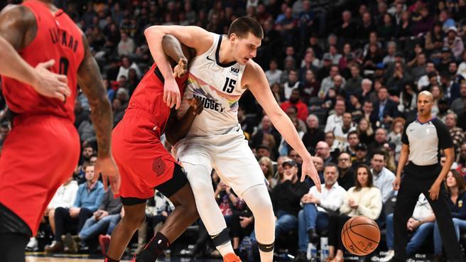 Nhận định NBA: Denver Nuggets vs Portland Trail Blazers (ngày 30/4, 9h30)