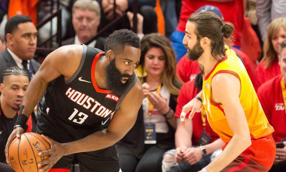 Nhận định NBA: Utah Jazz vs Houston Rockets (ngày 23/4, 9h30)