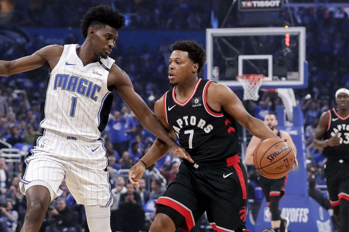 Nhận định NBA: Toronto Raptors vs Orlando Magic (ngày 24/4, 6h00)