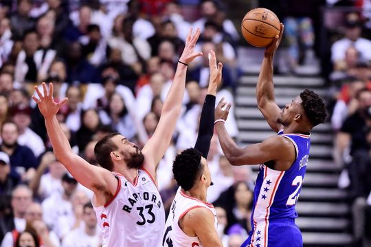 Nhận định NBA: Philadelphia 76ers vs Toronto Raptors (ngày 3/5, 7h00)