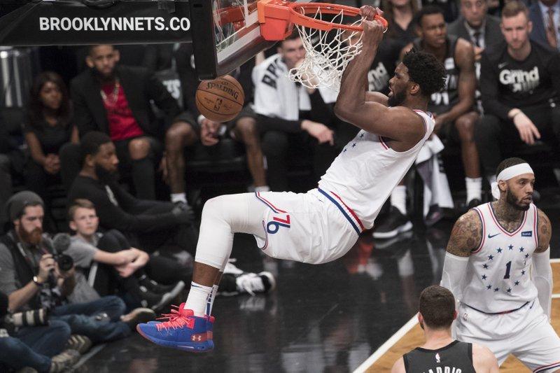 Nhận định NBA: Philadelphia 76ers vs Brooklyn Nets (ngày 24/4, 7h00)