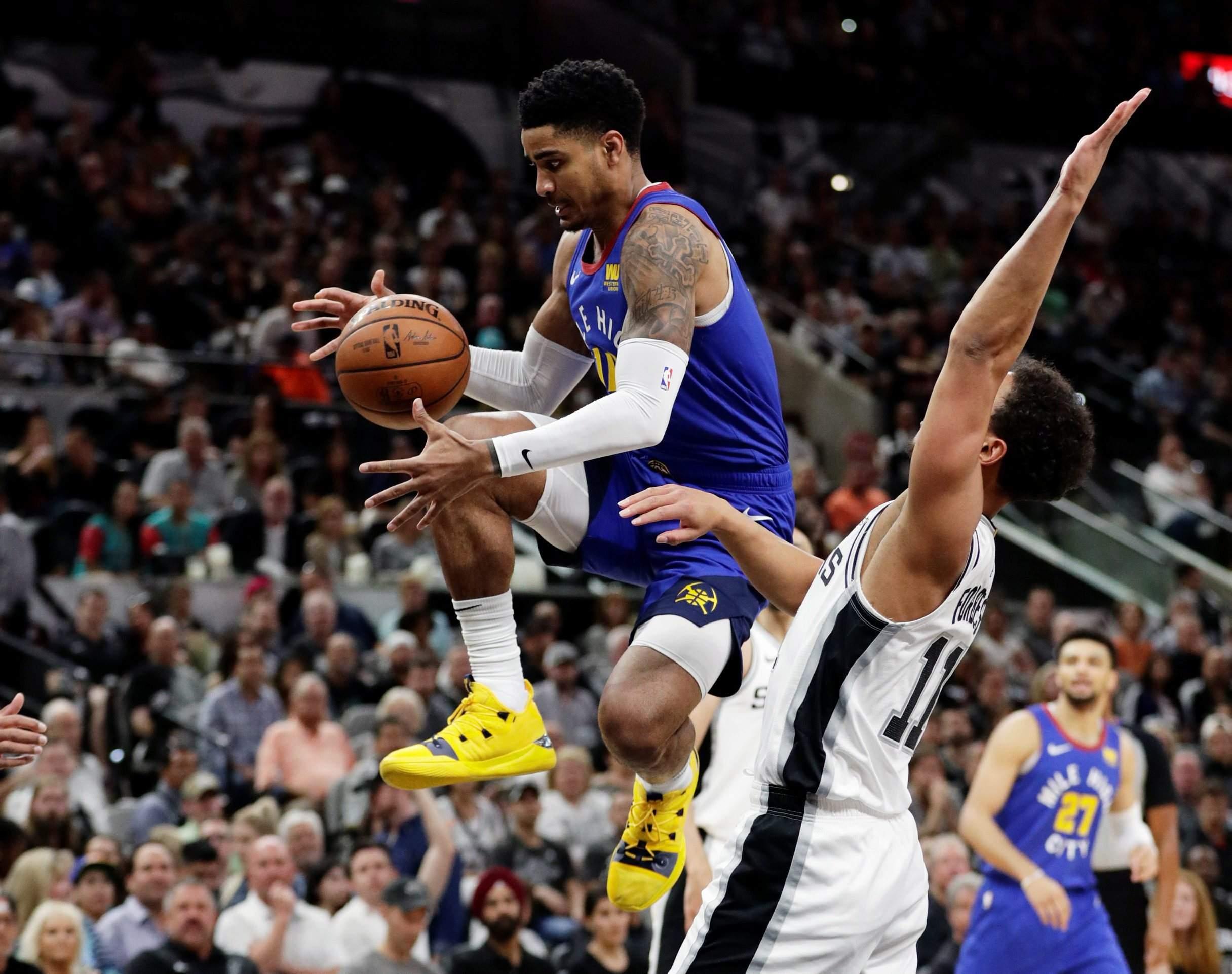Nhận định NBA: Denver Nuggets vs San Antonio Spurs (ngày 24/4, 8h30)