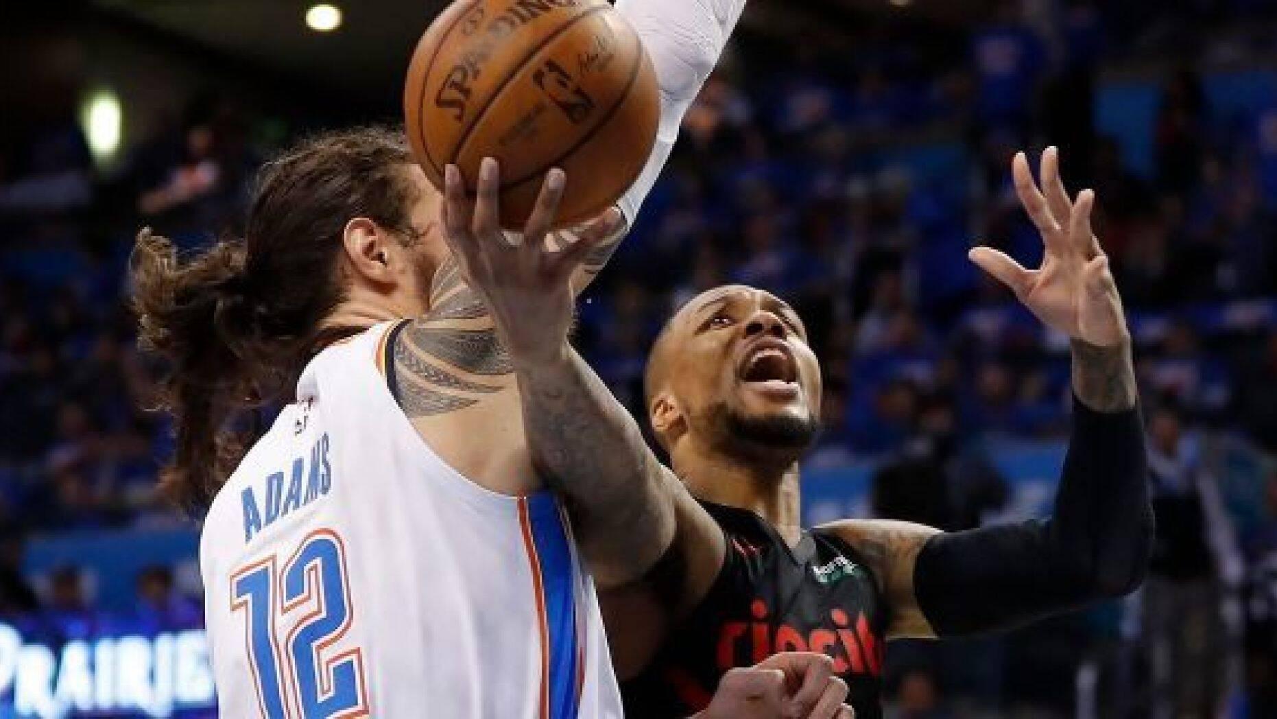 Nhận định NBA: Portland Trail Blazers vs Oklahoma City Thunder (ngày 24/4, 9h30)