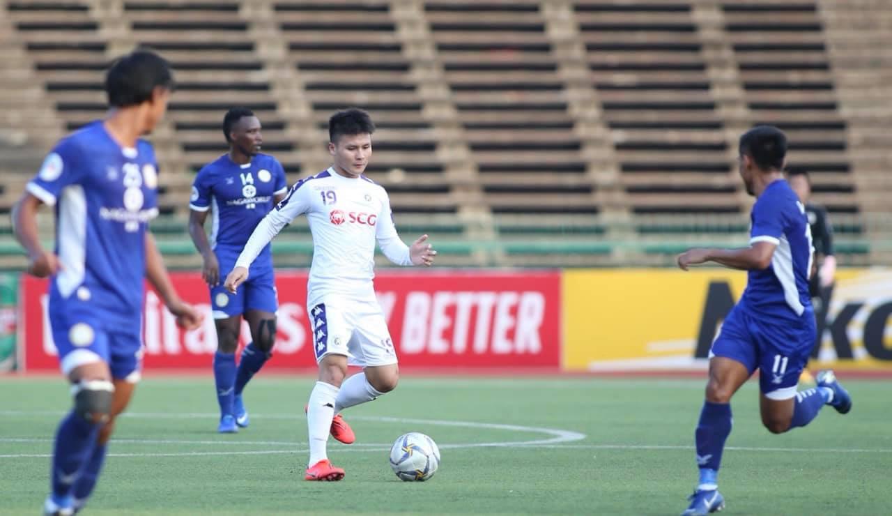 Bảng F AFC Cup 2019: Hà Nội FC nắm quyền tự quyết trước lượt trận cuối