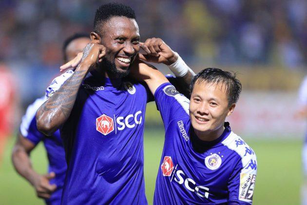 Kết quả vòng 7 V.League 2019: Hạ TP. HCM, Hà Nội FC vươn lên ngôi đầu