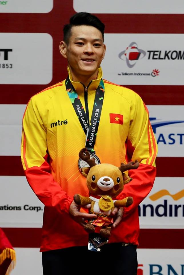 Thạch Kim Tuấn giành HCĐ tại giải cử tạ vô địch châu Á 2019
