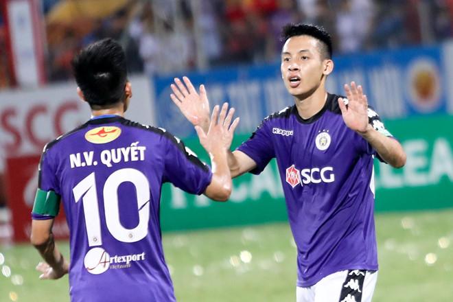 Hà Nội FC mất 3 trụ cột trong trận gặp Nagaworld