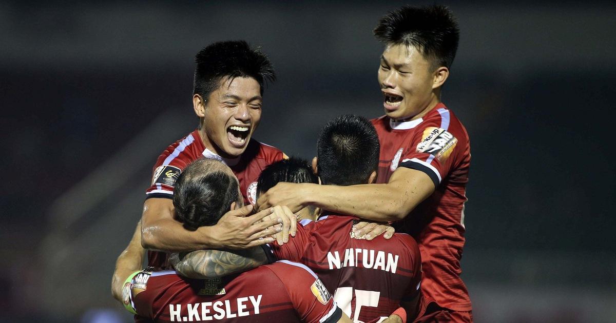TP. HCM lột xác tại V.League 2019 và dấu ấn đậm nét từ HLV Chung Hae Seong