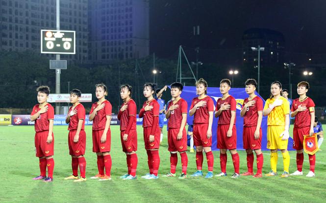 U19 nữ Việt Nam được mời tham dự giải giao hữu chất lượng