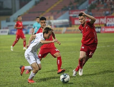 Hải Phòng nhận tin vui sau thất bại trước Hà Nội FC