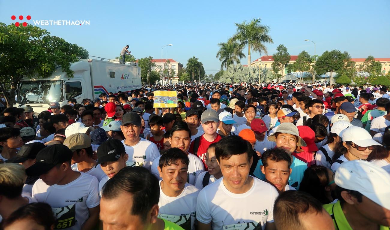 Mekong Delta Marathon 2019 và những con số biết nói