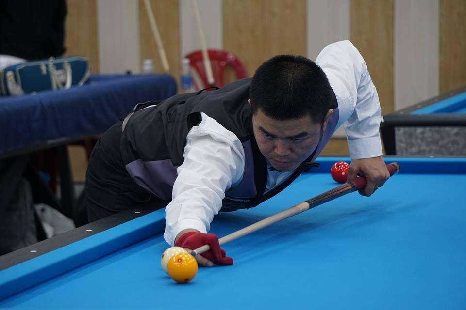 Giải billiards carom vô địch châu Á 2019: Trần Quyết Chiến, Nguyễn Quốc Nguyện gặp khó