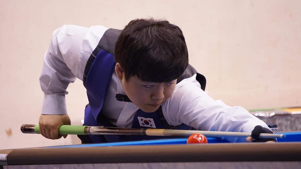 """Trần Quyết Chiến thắng khó tin """"thần đồng billiards"""" Hàn Quốc ở chung kết giải vô địch châu Á 2019"""