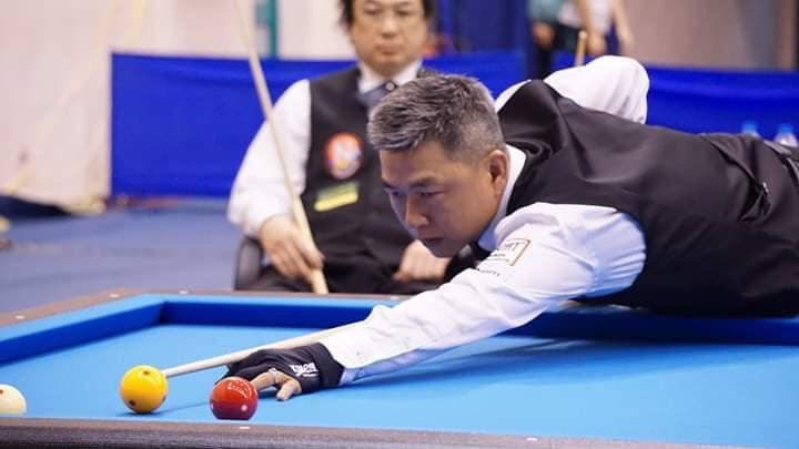 Đánh bại cơ thủ Hàn Quốc, Mã Minh Cẩm vô địch carom 1 băng châu Á 2019