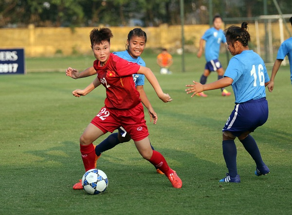 """HLV Mai Đức Chung: """"Chúng tôi sẽ vượt qua vòng loại U19 châu Á…"""""""