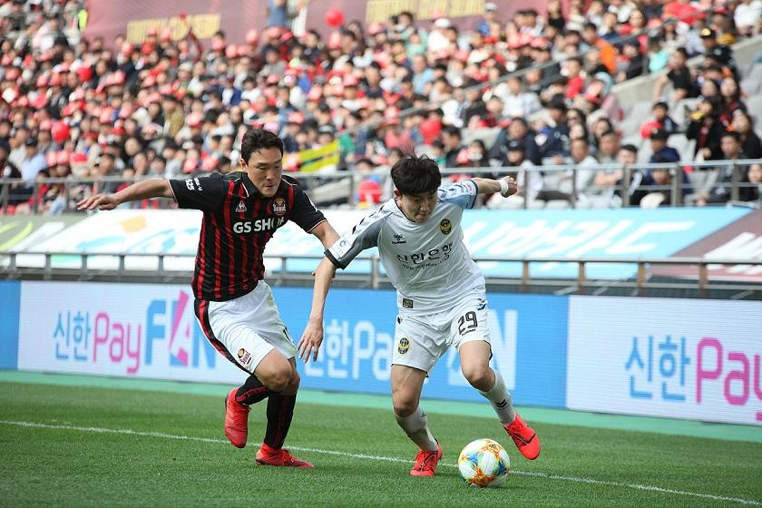 Kết quả Incheon vs FC Seoul (0-0): Chủ nhà hòa may mắn
