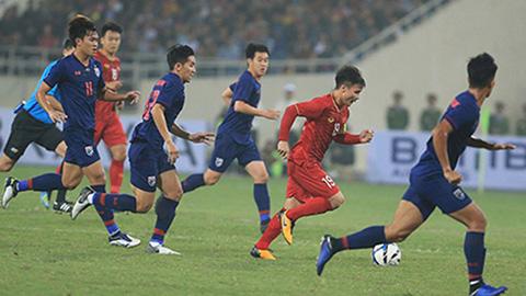 """ĐT Việt Nam sẽ đấu Thái Lan """"thực sự"""" tại King's Cup: Thắng rồi, người Thái sẽ không còn gì để bào chữa"""