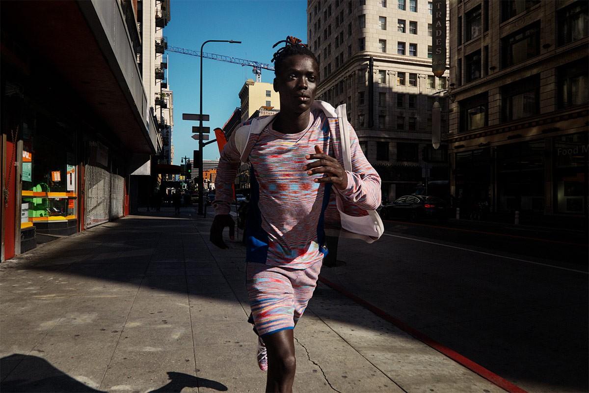 Missoni và Adidas kết hợp cho ra giày thể thao Ultraboosts đa sắc màu