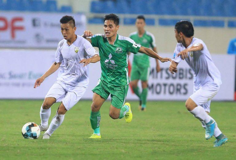 Tuyển thủ U23 Việt Nam tiết lộ bí quyết cùng An Giang thăng hoa ở hạng Nhất 2019