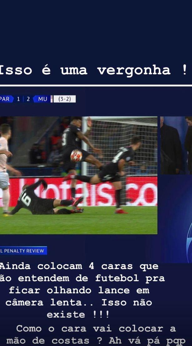 Neymar nhận án phạt vì phản ứng sau trận PSG thua MU