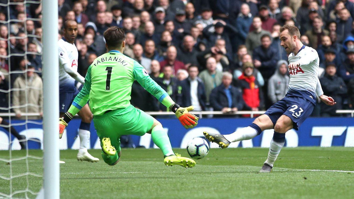 Kết quả Tottenham vs West Ham (0-1): Chủ nhà chạy đà không tốt cho bán kết Cúp C1