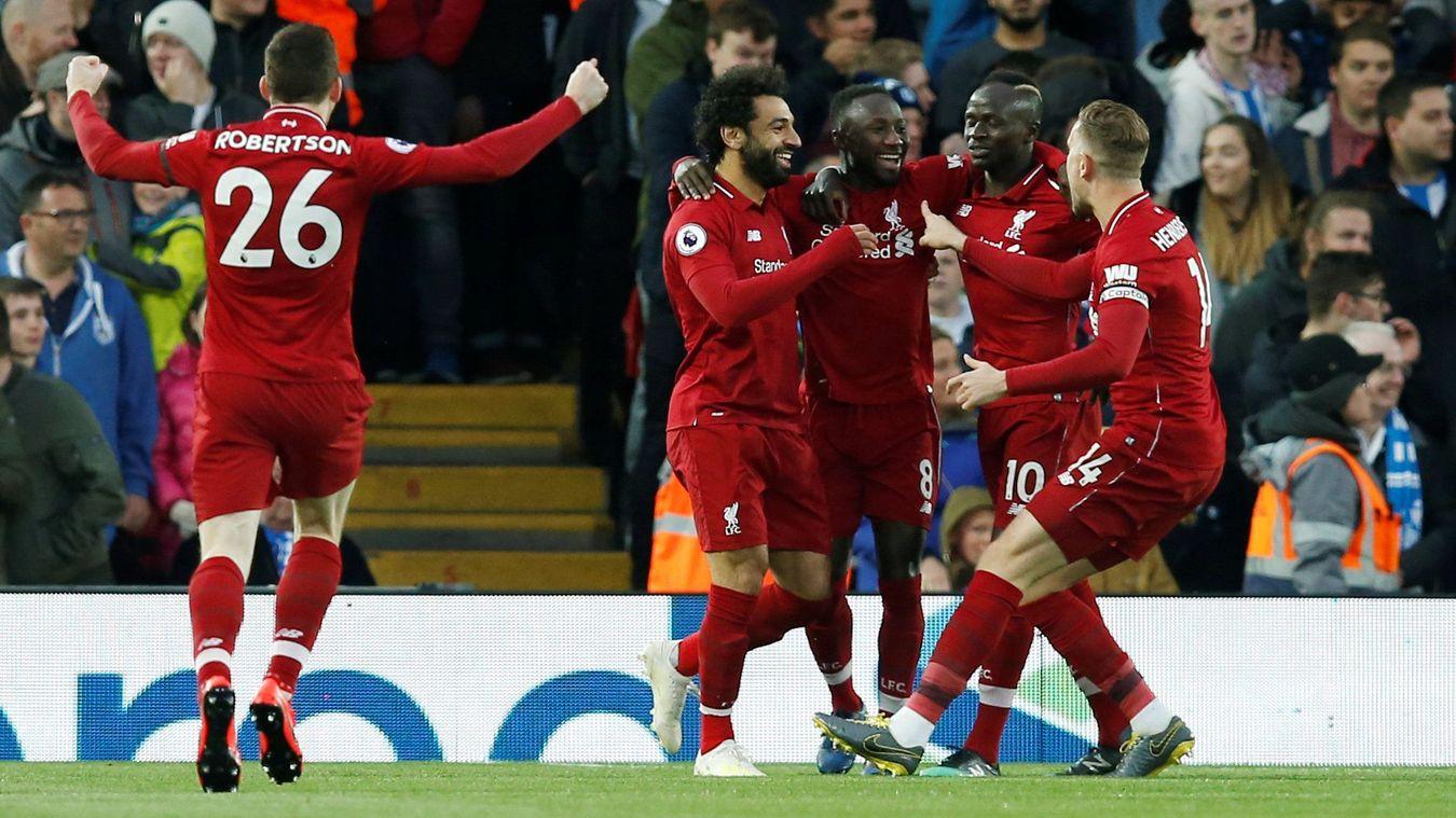 Salah vượt mặt Owen và Liverpool giữ vững thành tích bất bại 60 năm trước Huddersfield