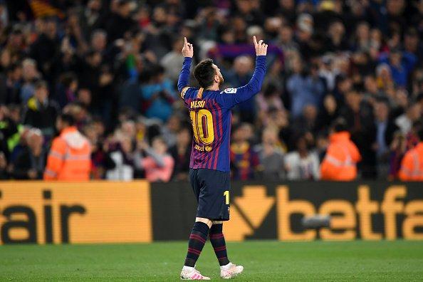 Messi lại lập kỷ lục và những điểm nhấn khi Barca vô địch La Liga trước 3 vòng