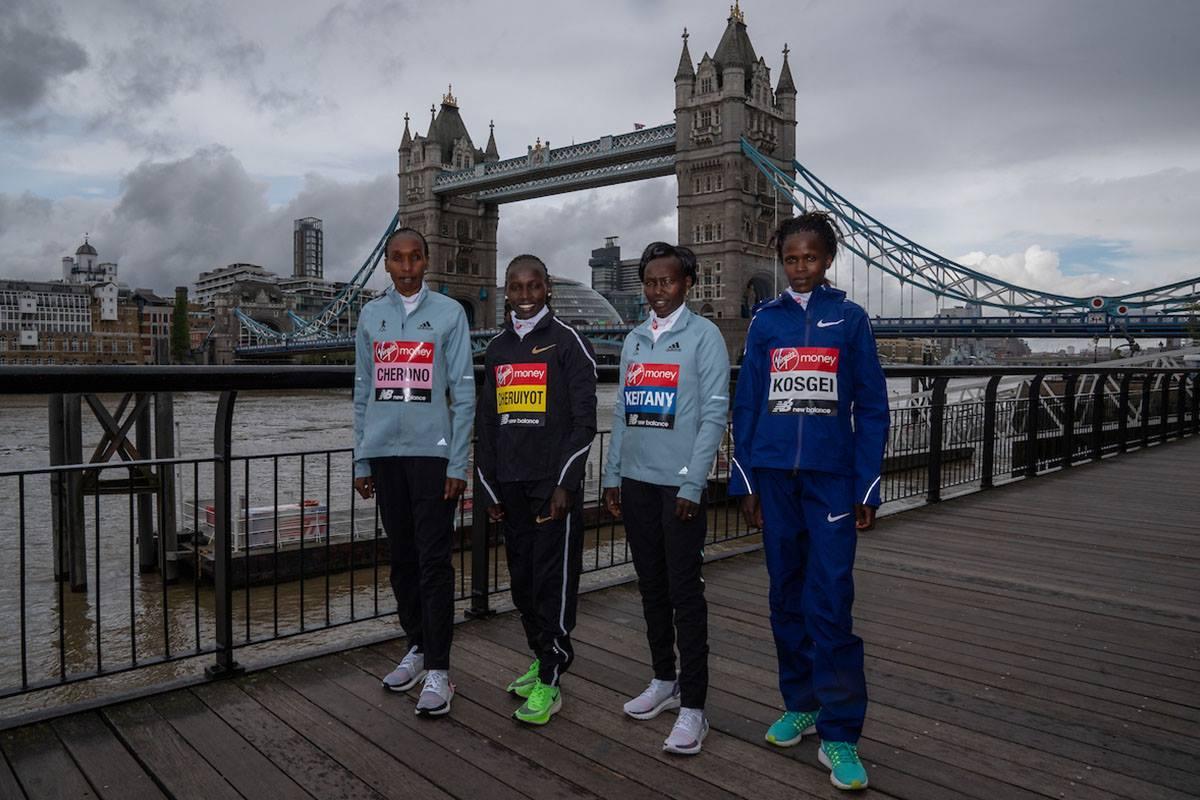 London Marathon 2019 chào đón lượng vận động viên đông kỷ lục