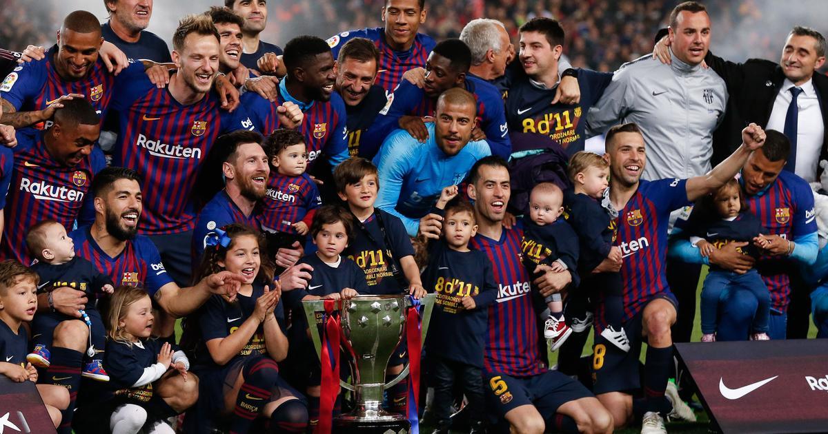 Danh hiệu La Liga giúp Barca nhận doping tiền thưởng trước trận gặp Liverpool