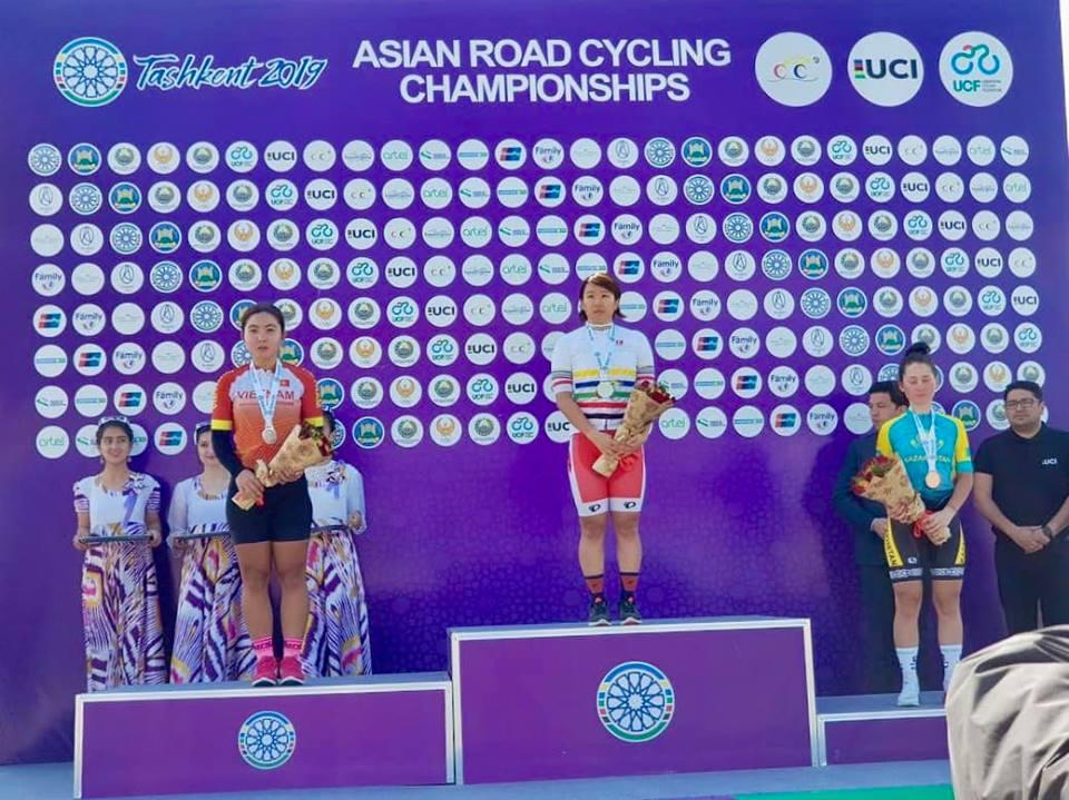 Xe đạp nữ Việt Nam giành HCB châu Á, CLB bóng chuyền nam TP.HCM xếp hạng 7 châu lục