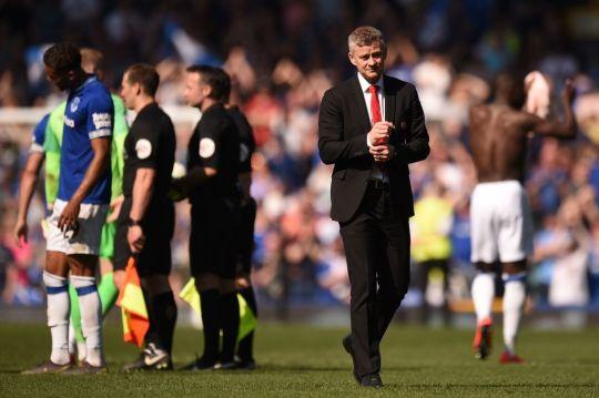 Nội bộ của MU có vấn đề sau trận thua Everton