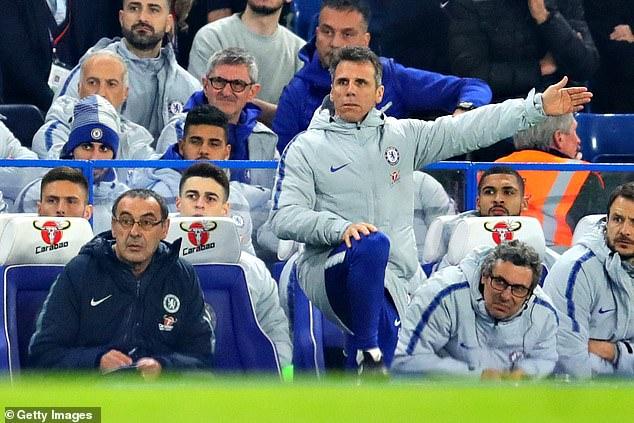 Chelsea sắp sa thải Maurizio Sarri