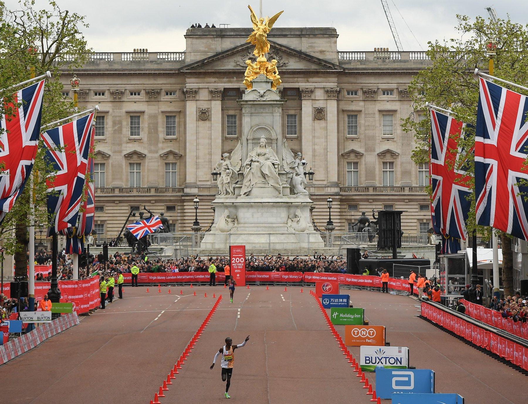 Những phát hiện cực thú vị về London Marathon 2019