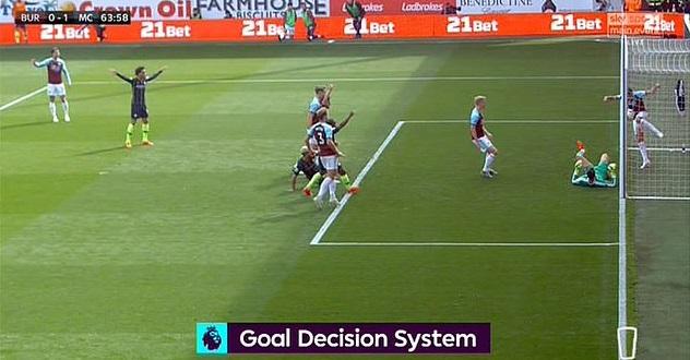 Cuộc đua vô địch Liverpool vs Man City được định đoạt bằng khoảng cách… milimét